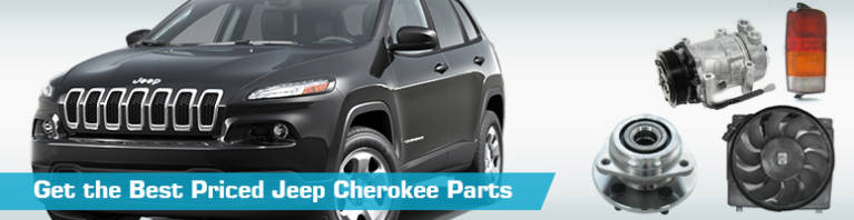 Jeep Cherokee Parts - PartsGeek