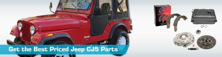 Jeep CJ5 Parts - PartsGeek