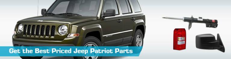 Jeep Patriot Parts - PartsGeek