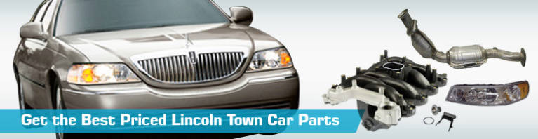 Lincoln Town Car Parts - PartsGeek