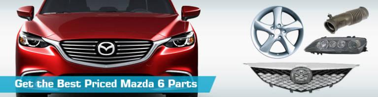 Mazda 6 Parts - PartsGeek