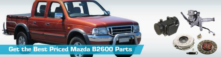 Mazda B2600 Parts - PartsGeek