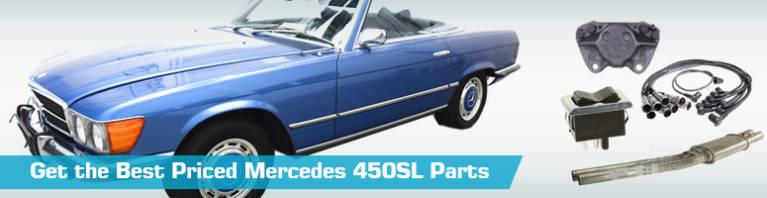 Mercedes 450SL Parts - PartsGeek