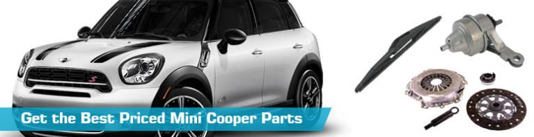 Mini Cooper Parts - PartsGeek