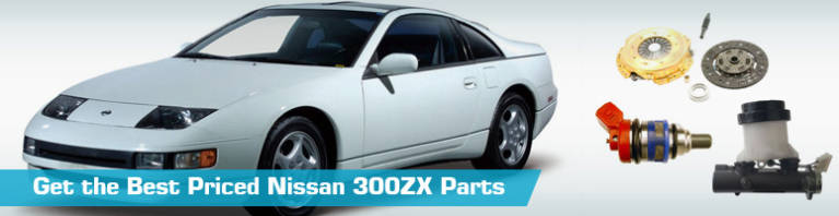 Nissan 300ZX Parts - PartsGeek