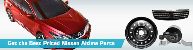 Nissan Altima Parts - PartsGeek