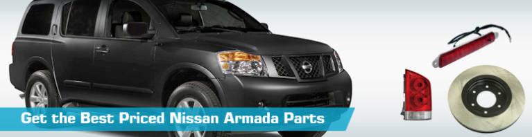 Nissan Armada Parts - PartsGeek