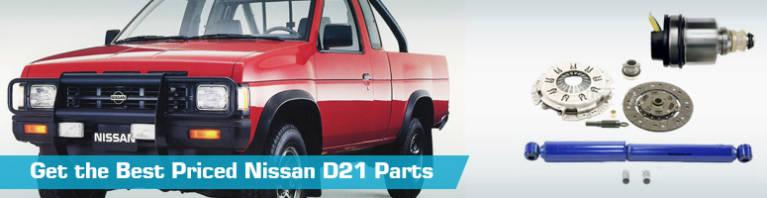Nissan D21 Parts - PartsGeek