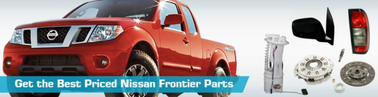 Nissan Frontier Parts - PartsGeek