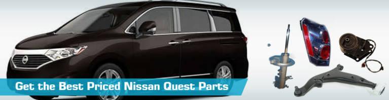 Nissan Quest Parts - PartsGeek