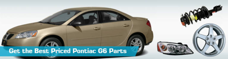 Pontiac G6 Parts - PartsGeek