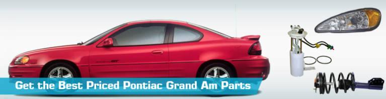 Pontiac Grand Am Parts - PartsGeek