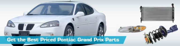 Pontiac Grand Prix Parts - PartsGeek