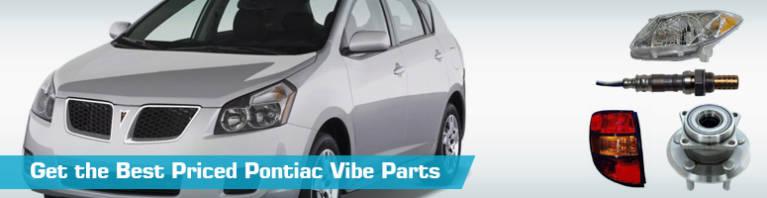Pontiac Vibe Parts - PartsGeek
