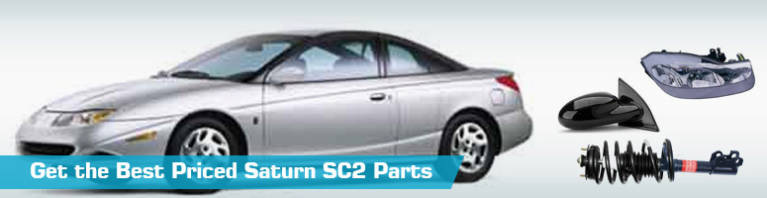 Saturn SC2 Parts - PartsGeek