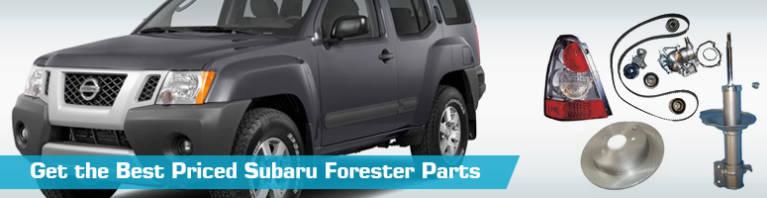 Subaru Forester Parts - PartsGeek