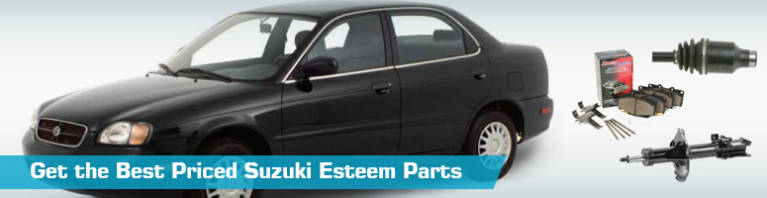 Suzuki Esteem Parts - PartsGeek