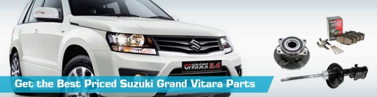 Suzuki Grand Vitara Parts - PartsGeek