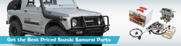 Suzuki Samurai Parts - PartsGeek