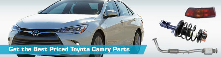 Toyota Camry Parts - PartsGeek