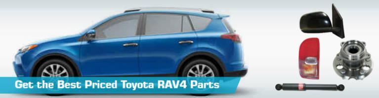 Toyota RAV4 Parts - PartsGeek