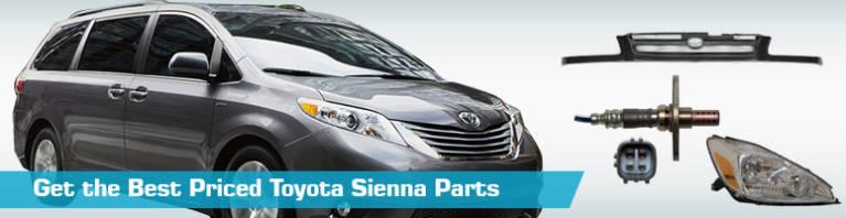 Toyota Sienna Parts - PartsGeek