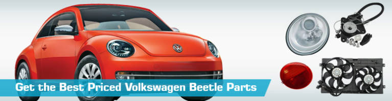 Volkswagen Beetle Parts  Accessories - PartsGeek