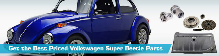 Volkswagen Super Beetle Parts - PartsGeek