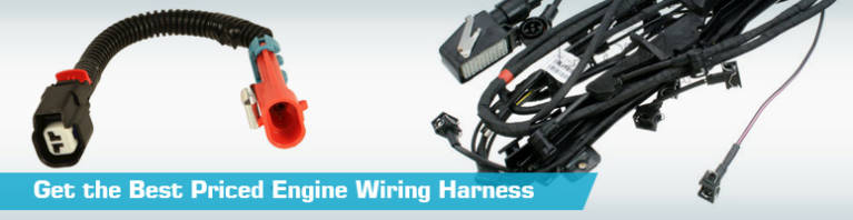 Engine Wiring Harness - Discount Prices - PartsGeek