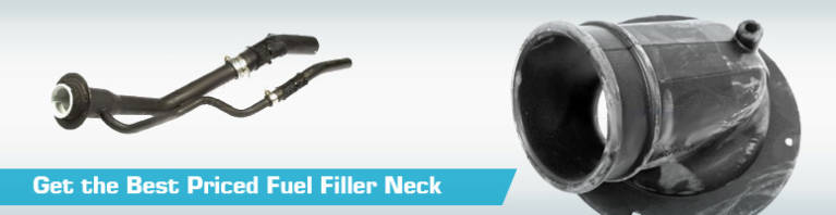 Replacement Fuel Filler Neck - Gas Filler Neck - PartsGeek