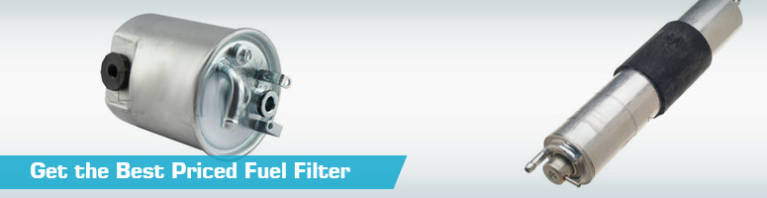 Fuel Filter - Discount Prices - PartsGeek