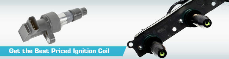 Engine Ignition Coil - New System Pack  OEM Replacement