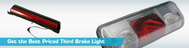 Third Brake Light - Discount Prices - PartsGeek