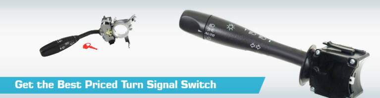 Turn Signal Switch - Discount Prices - PartsGeek