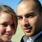 michael & lauren moussa cofounders of PartSnap