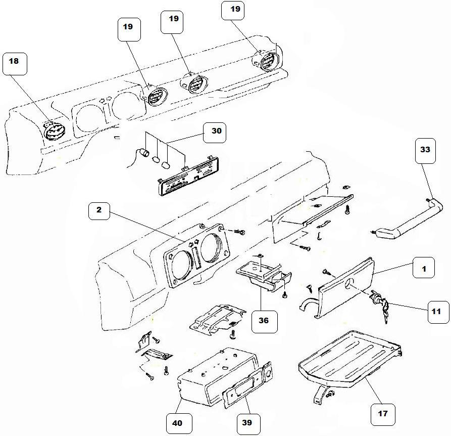 1987 SUZUKI SAMURAI IGNITION WIRING DIAGRAM - Auto Electrical Wiring