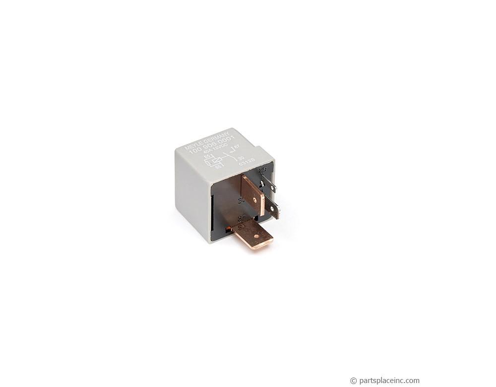 VW Fuel Pump Relay - Free Tech Help