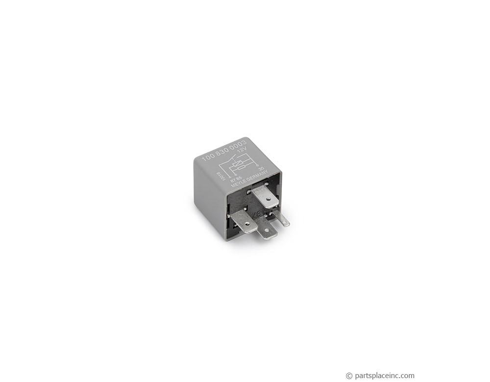 VW #109 Power Supply Relay - Free Tech Help