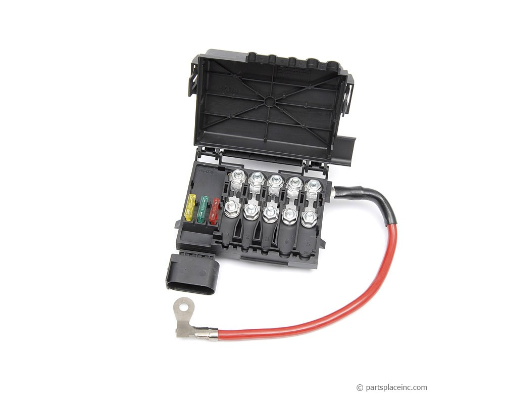 VW MK4 Engine Bay Fuse Box - Free Tech Help