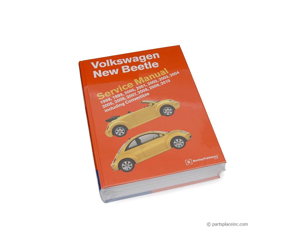 VW New Beetle Bentley Repair Manual - Free Tech Help