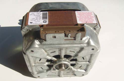 GE Washer Motor WH20X10025 with Pully PartsReadyOnline