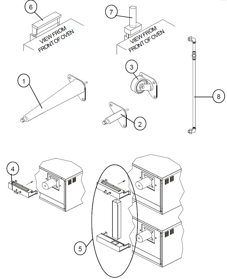 euromaid oven wiring diagram