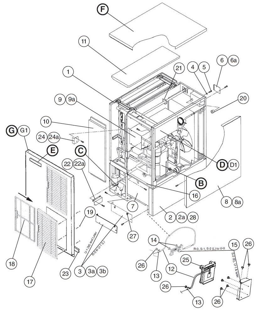 hoshizaki ice machine wiring diagram