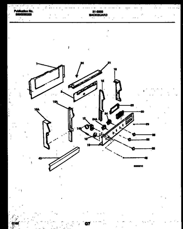 waste king oven wiring diagram