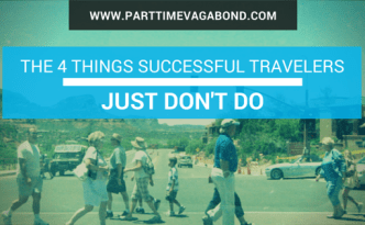 successful travelers Just don't do (1)