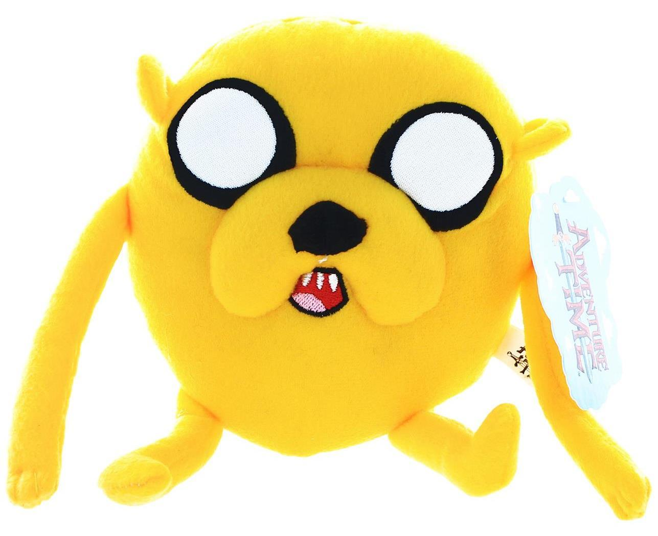 Adventure Time 6quot Plush Jake Partybellcom