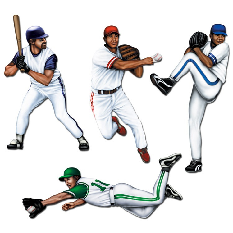 Baseball and Softball Party Supplies  Decorations - PartyCheap