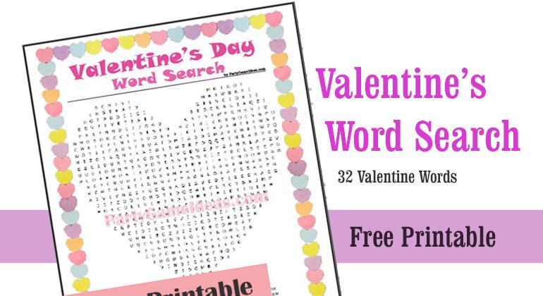Valentine\u0027s Day Games and Activities