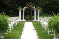 Outdoor Wedding Decoration Ideas | Party Ideas