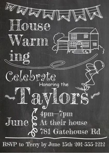 Fullsize Of Housewarming Party Invitations